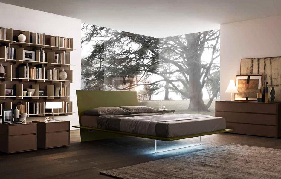 Camera letto Plana di Presotto